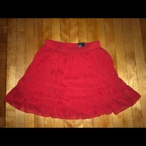 Abercrombie and Fitch mini skirt size 2